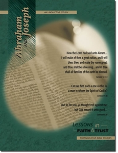 Picture of Abraham & Joseph Inductive Bible Study