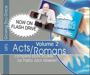 Picture of MP3 Acts-Romans Volume 2