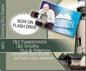 Picture of MP3 1 Thessalonians - Philemon
