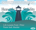 Picture of 1 Peter Heavenly Stability CD