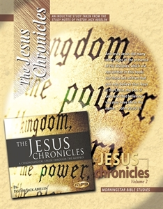 Picture of The Jesus Chronicles Study Materials