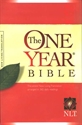 Picture of  One Year Bible-NLT